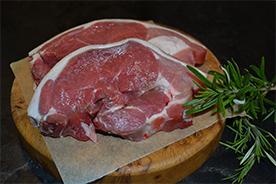 Organic Lamb Chop