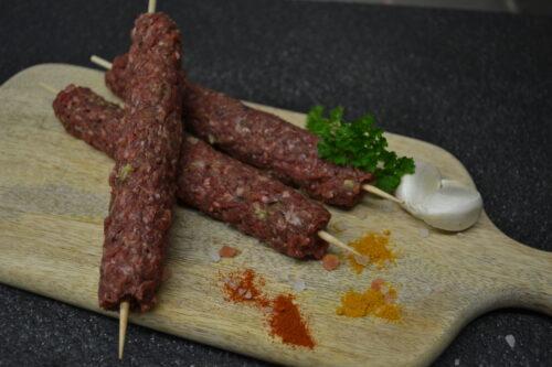 Organic Beef Kofta Kebab