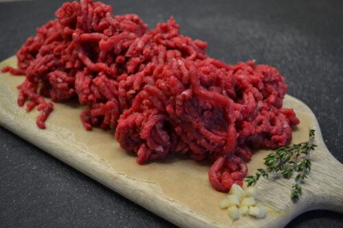 Organic Grassfed Beef Mince