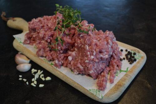 Organic Pork Mince