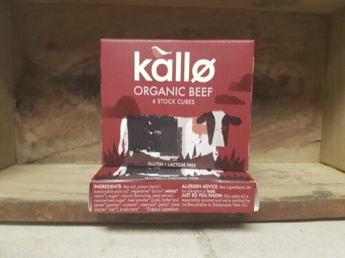 Kallo Organic Beef Stock Cube