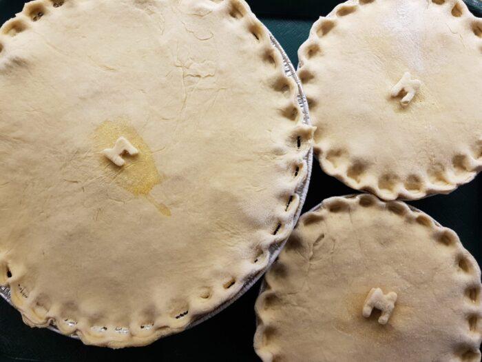 Organic Mince & Veg Pie