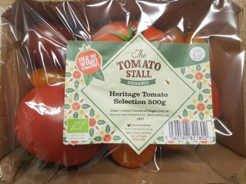 Tomato Stall Heritage Tomato