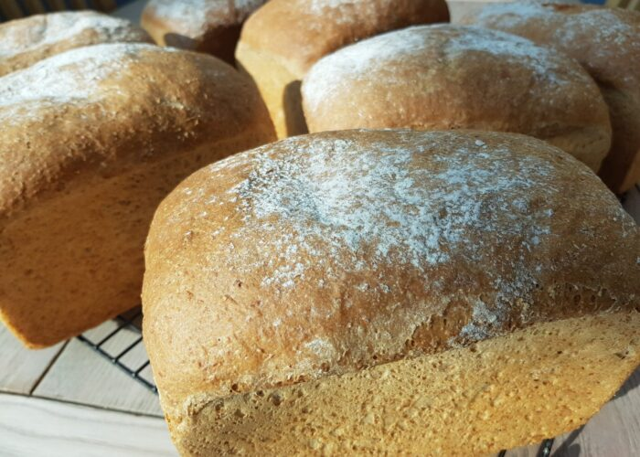 Organic Wholemeal Loaf