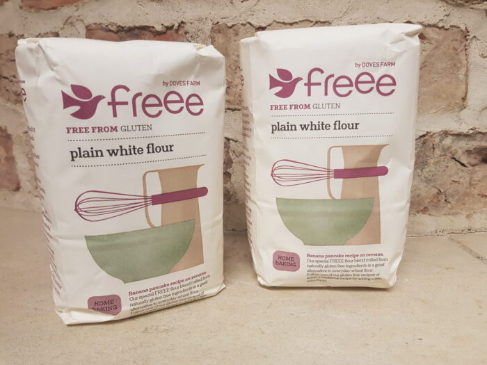 Doves Farm Freee Plain White Flour