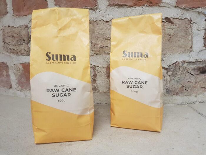 Suma Organic Raw Cane Sugar