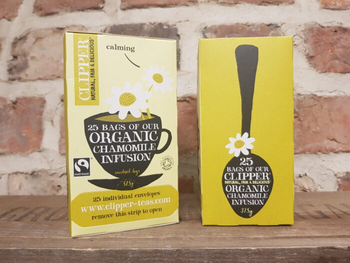 Clipper Organic Chamomile Tea