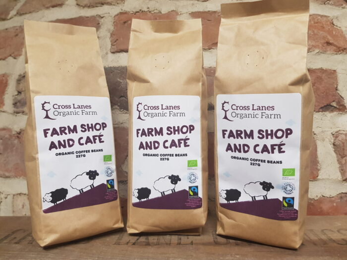 Cross Lanes Organic Coffee Beans