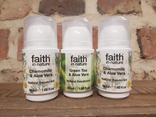 Faith In Nature Natural Deodorant