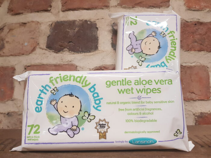 Earth Friendly Baby Wet Wipes