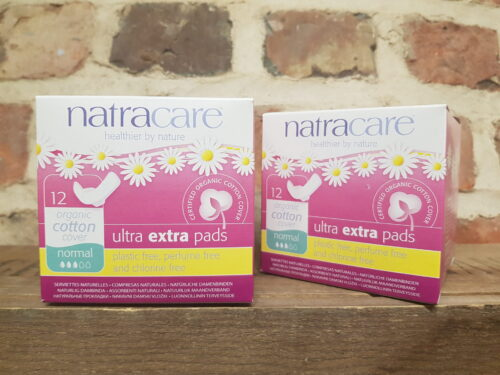 Natracare Organic Ultra Extra Pads
