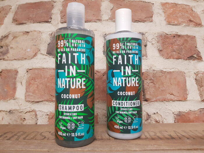 Faith in Nature Coconut Shampoo Conditioner