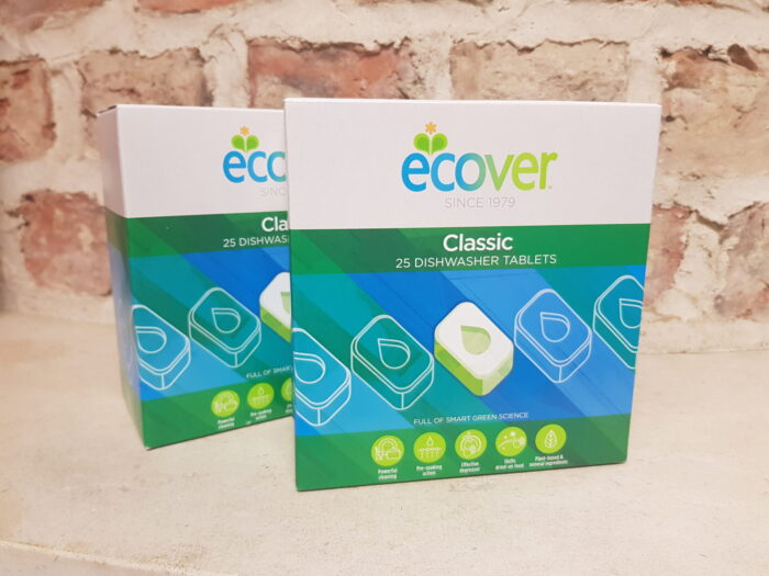 Ecover Classic Dishwasher Tablets