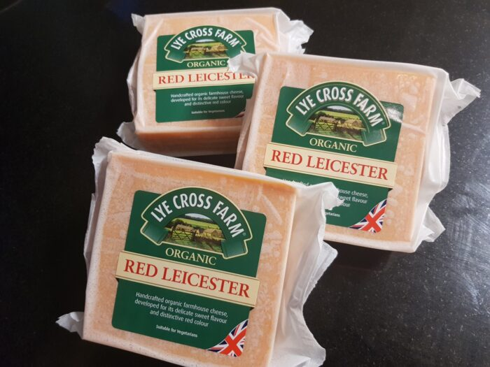 Lye Cross Organic Red Leicester