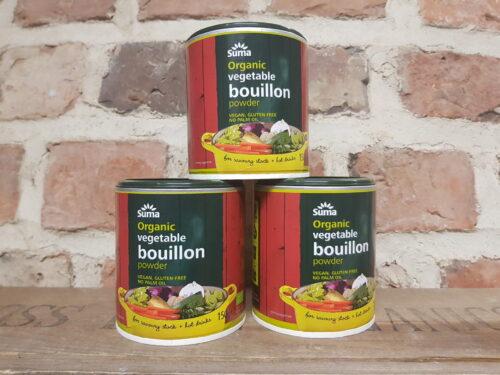 Suma Organic Vegetable Bouillon