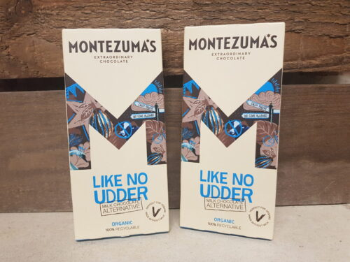 Montezuma Chocolate Like No Udder