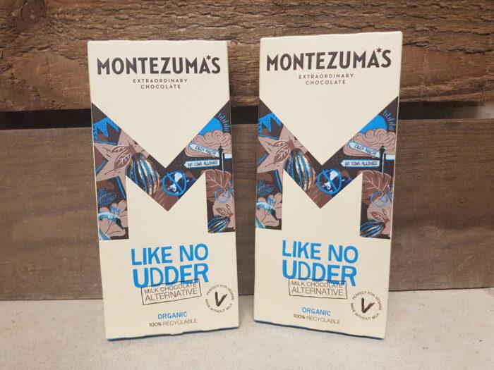 Montezuma Chocolate Like No Udder