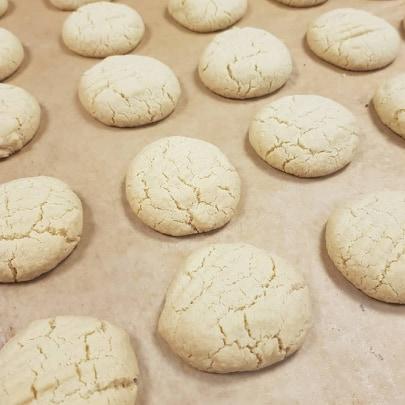 Organic Shortbread Biscuit