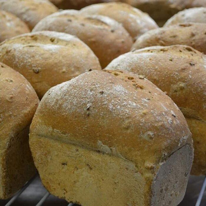 Organic Granary Loaf
