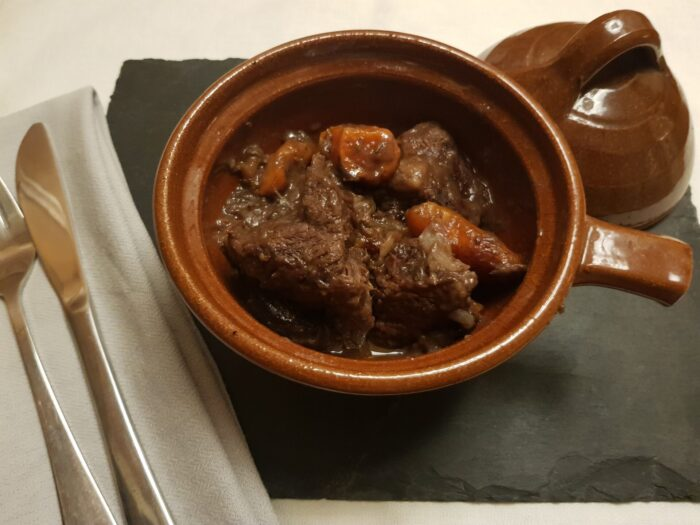Braised Beef in Red Wine