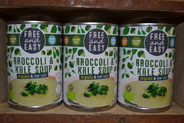 Free and Easy Broccoli Soup