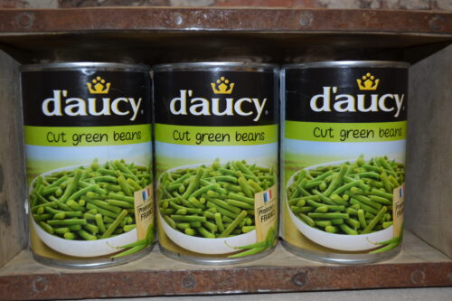 Daucy Cut Green Beans