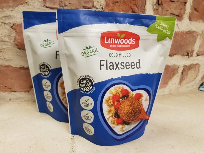 Linwoods Organic Flaxseed