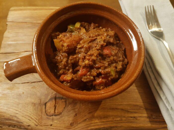 Organic Vegetarian Curry