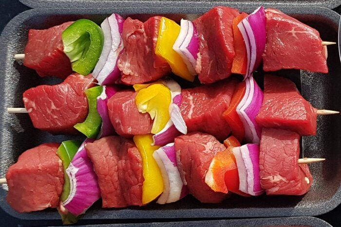 Organic Beef Kebab