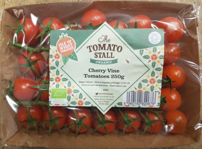 Tomato Stall Cherry Vine