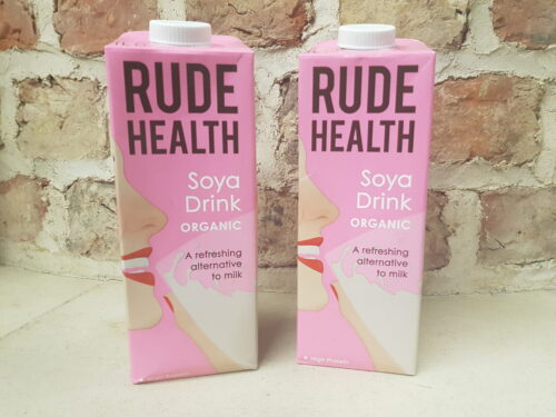 Rude Health Organic Soya Drink