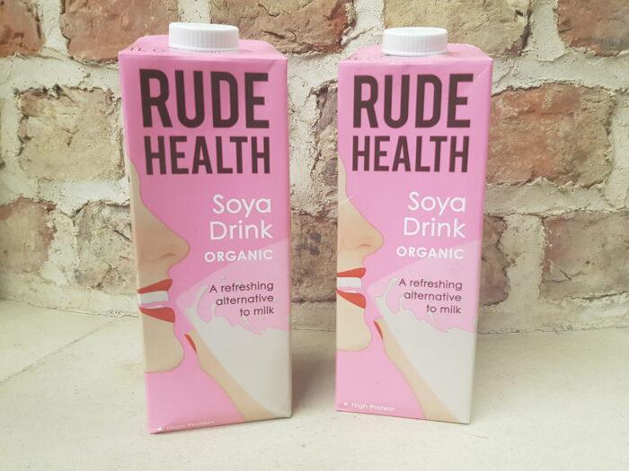 Rude Health Organic Soya Drink