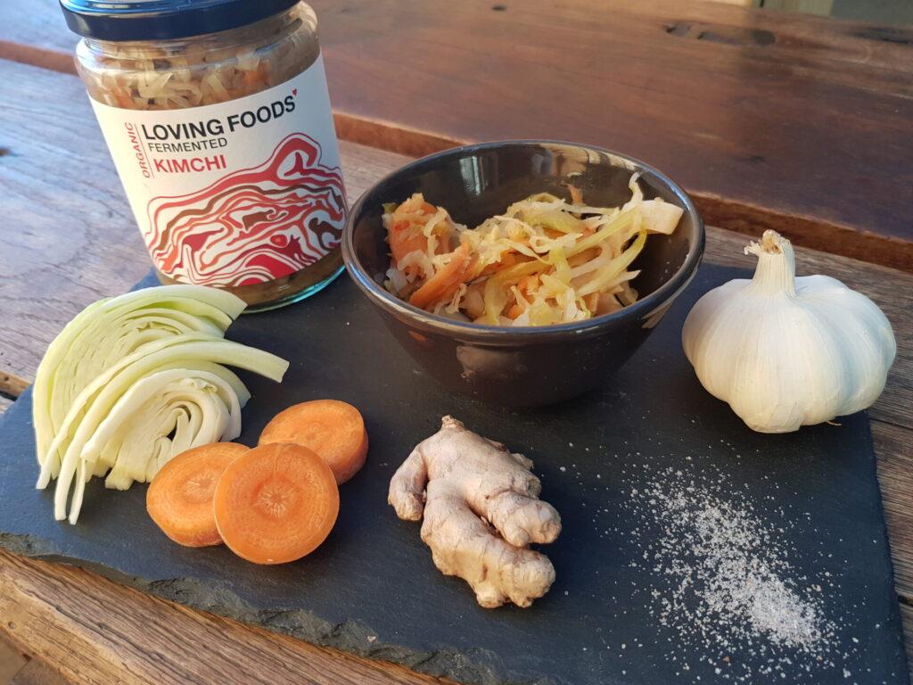 Loving Foods Organic Kimchi