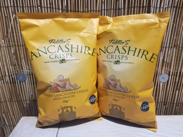 Lancashire Cheese & Onion