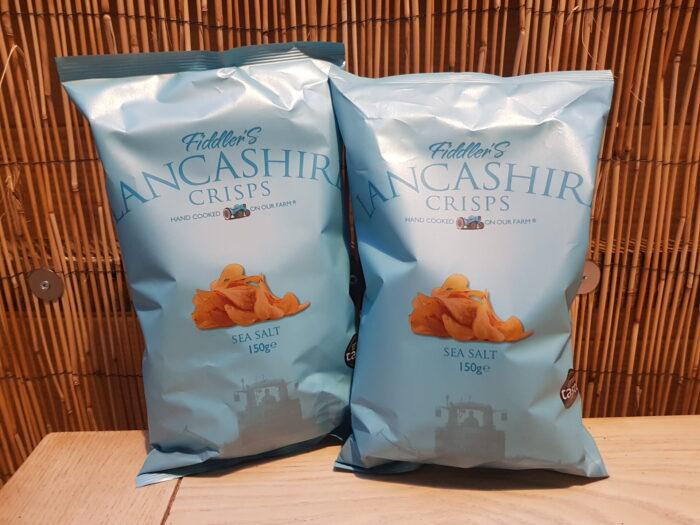 Lancashire Sea Salt Crisps