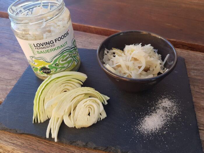 Loving Foods Organic Sauerkraut