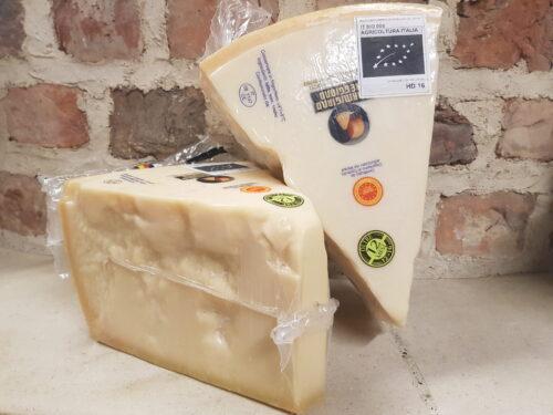 Organic Parmigiano