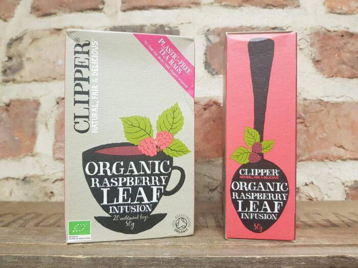 Clipper Organic Raspberry Leaf Tea