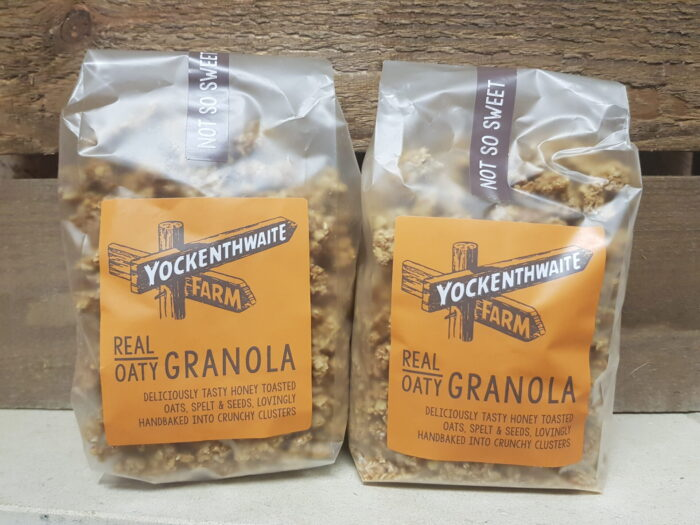 Yockenthwaite Real Oaty Granola