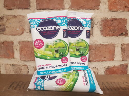 Ecozone Multi Surface Wipes
