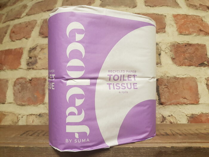 Ecoleaf Toilet Tissue