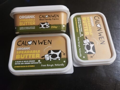 Calon Organic Spreadable Butter