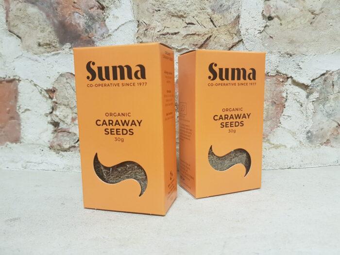 Suma Organic Caraway Seeds