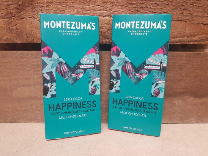Montezuma Chocolate Happiness