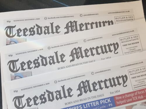 Teesdale Mercury