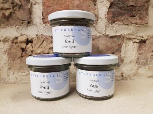 Steenbergs Organic Basil