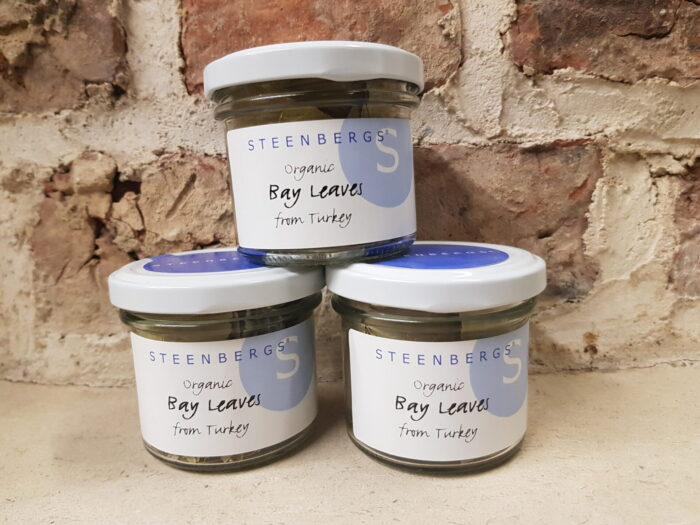 Steenbergs Organic Bay Leaves
