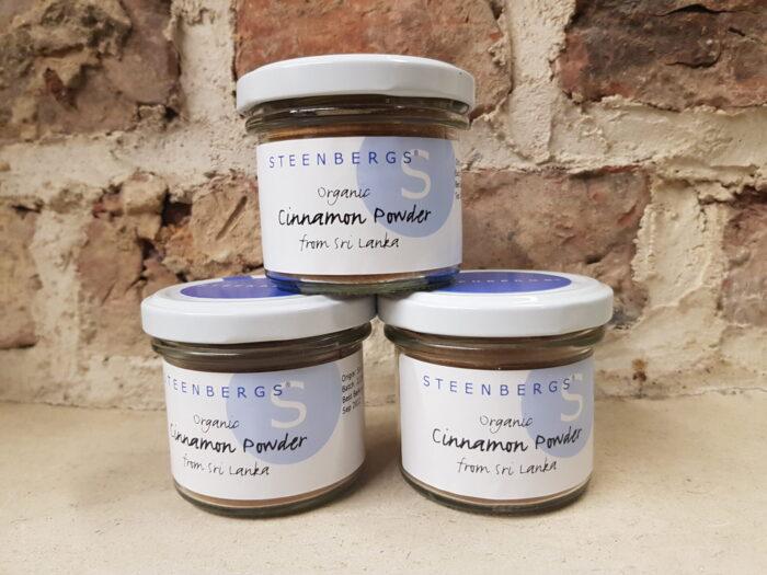 Steenbergs Organic Cinnamon Powder