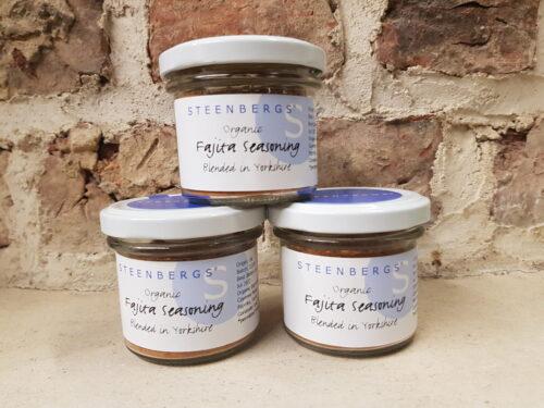 Steenbergs Organic Fajita Seasoning