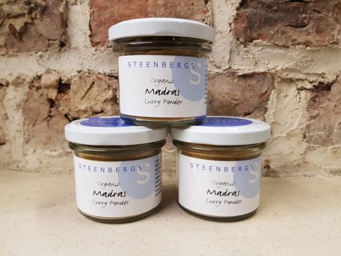Steenbergs Organic Madras Curry